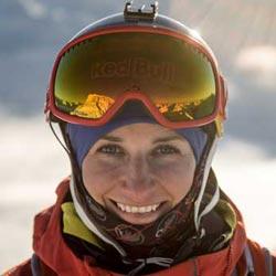 Nadine Wallner - Guide am Arlberg