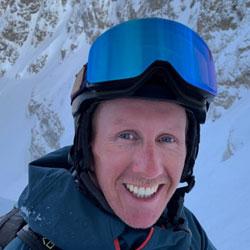 Paul Pöcher - Guide am Arlberg